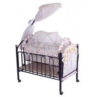 Buy cheap Metal Baby Bed from wholesalers