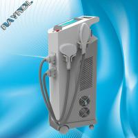 Wholesale 808nm Diode Permanent IPL Laser Machine , Vertical Hair Removal Beauty Equipment from china suppliers