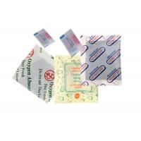 Buy cheap High Pure Oxygen Scavenger Packets , Oxy Sorb Oxygen Absorber CAS 7439-89-6 from wholesalers