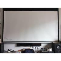 Wholesale 87 x 49''  16 To 9 Format Auto Electric Projection Screen With Remote Control from china suppliers