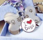 cheap oem metal dog tag