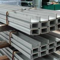 Wholesale 201/304/316/431 stainless steel channel bars, white acid, hot rolled, polished and sandblast surface from china suppliers