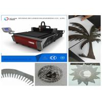 Wholesale 300W 500W 750W 1000W 1500W Fiber Laser Cutting Machine For Iron Copper Brass Aluminum from china suppliers