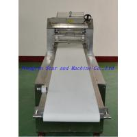 Quality Automatic Dough Sheet shaping and cutting machine/Baking Equipment/Stainless Steel for sale