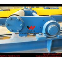 Wholesale H Beam Line Auto H Beam Assembly Machine With Welder / 1800mm Web Height from china suppliers