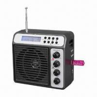 Buy cheap PA Amplifier with Frequency Response of 100Hz to 15kHz from wholesalers