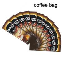 Wholesale Recyclable Coffee Packaging Pouches Small Printed Mylar Plastic from china suppliers