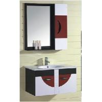 Wholesale Modern Type PVC Bathroom Cabinet BL-8124 from china suppliers