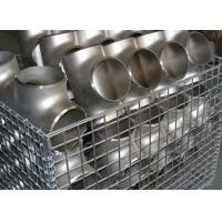 Wholesale stainless steel 304 equal tee from china suppliers