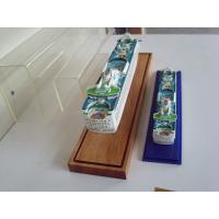 Quality Hand Painted Wooden Ship Models , Princess of the heyday Cruise Ship Model for sale
