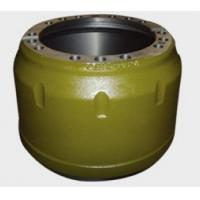 Wholesale Casting Iron CNC Auto Parts / Components Manufacturing Brake Drum For Heavy-Duty Truck / Trailer from china suppliers