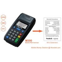 Wholesale Movotek Mobile Money POS Terminal Vending Machine with High-speed Thermal Printer from china suppliers