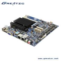 Wholesale Low Power Fanless Mini Itx Industrial PC Motherboard Quad Core J1900 from china suppliers