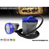 Wholesale 1.67W Rechargeable LED Headlamp 650mA Lighting Current IP68 Coal Mining Lights from china suppliers