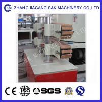 Wholesale 90mm Diameter high speed pvc pipe production line Double Screw Extruder ISO9001 from china suppliers