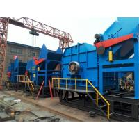 Wholesale Vertical Industrial Scrap Metal / Rubber Crushing Machine Low Energy from china suppliers