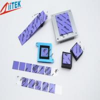 Wholesale Customized size thermal conductive double sided adhesive 4W thermal gap pad TIF170-40-16S from manufacturer from china suppliers