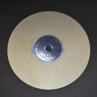 Quality Quality Lapidary Flat Lap Disks for Flat Lap Grinders Machine used on Glass for sale