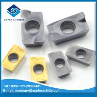 Quality high quality solid carbide milling cutter for stainless steel /milling and turning carbide inserts APMT /APK for sale