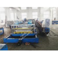 Wholesale Corrugated Silo Making Machine Cold Roll Former 0-15m/min 2.0-4.0mm Thickness from china suppliers