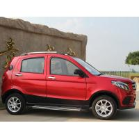 Quality 5 Doors Electric Powered Vehicles , 15kw Electric Motor Car With 4 Seats / Air Conditioner for sale