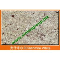 Wholesale Kashmire White Granite Stone from china suppliers