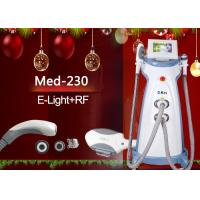 Wholesale E- light IPL RF Hair Removal Beauty Equipment with RF Energy 100 - 240VAC 50 / 60Hz from china suppliers