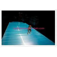 Wholesale Polycarbonate UV Stable Pool Covers Above Ground Types Beautiful Easy Control from china suppliers