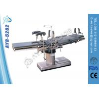 Wholesale Stainless Steel Hospital Surgical Operating Table With Head Holder from china suppliers