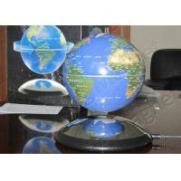 Wholesale 4 inch Blue Custom Promotional Magnets , Levitation Magnetic Globe from china suppliers