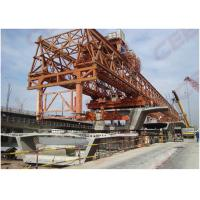 Wholesale JPX30 balanced cantilever segmental launch gantry for precast bridge construction from china suppliers