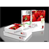 Quality Cardboard Pharmaceutical Packaging Label Boxes Glossy / Matt Lamimation for sale
