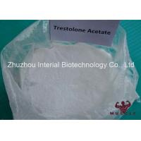 Wholesale Androgenic Anabolic Muscle Building Prohormones Trestolone Acetate Powder For Bodybuilding from china suppliers