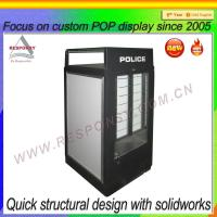 Wholesale Custom shopping mall supermarket POS/POP floor watch display rack from china suppliers