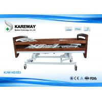 Wholesale Moteck Motors Home Care Hospital Bed With 5 Inches Castors , 3 Years Warranty from china suppliers