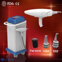 Wholesale 1064nm and 532nm 2014 New Tattoo Removal Q switched laser picosecond pulse from china suppliers