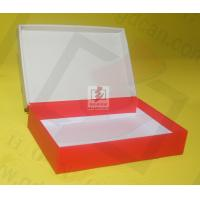 Buy cheap Decorative Paper Jewelry Box For Earrings Embossing Patterned from wholesalers
