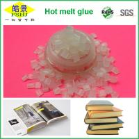 Wholesale Good Adhesion Polypropylene Hot Melt Glue Pellets For Book Binding , Non Polluting from china suppliers