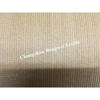Wholesale Long Life HDPE Sand Color Agricultural Shade Nets / Greenhouse Shade Cloth from china suppliers