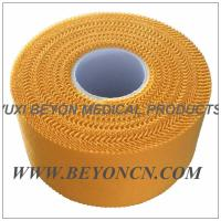 Wholesale Zig - zag Yellow Color Breathable Athletic Sports Tape For Trainer Protection from china suppliers