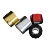 Buy cheap Gold Silver Aluminum Hot Stamping Foil For Plastic Bottle Cap Tube from wholesalers
