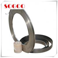 Nicr 70 / 30 Nickel Chromium Alloy Resistance Heating Strip Shape 70 % Ni for sale