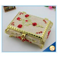 Wholesale Jewelry Box Packaging Hot Sale Jewelry Organizer Box/Case from china suppliers