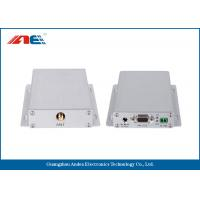 Wholesale High Frequency Industrial RFID Reader , Single Channel Fixed RFID Reader With One Relay from china suppliers
