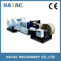 Wholesale Fully Automatic Paper Bag Forming Machinery,Paper Bag Machine from china suppliers
