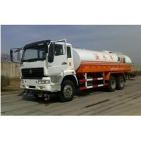 Wholesale Water Sprinkling Tank Truck Trailer SINOTRUK HOWO LHD 6X4 15-20CBM For Pesticide Spraying from china suppliers