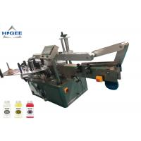Buy cheap Shampoo Sticker Labeling Machine Double Sided Customized With High Accuracy from wholesalers