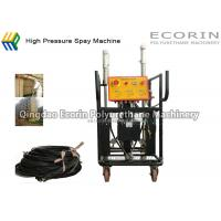Wholesale High Density Polyurethane Foam Machine For Roof / Wall Spray Foam Insulation from china suppliers