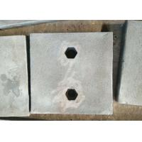 Wholesale Chrome-Moly Steel wear plates and maching parts are testings before delivery from china suppliers