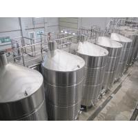 Wholesale Fermenter Glycol Jacket Conical Fermenter for Beer (ACE-FJG-C6) from china suppliers